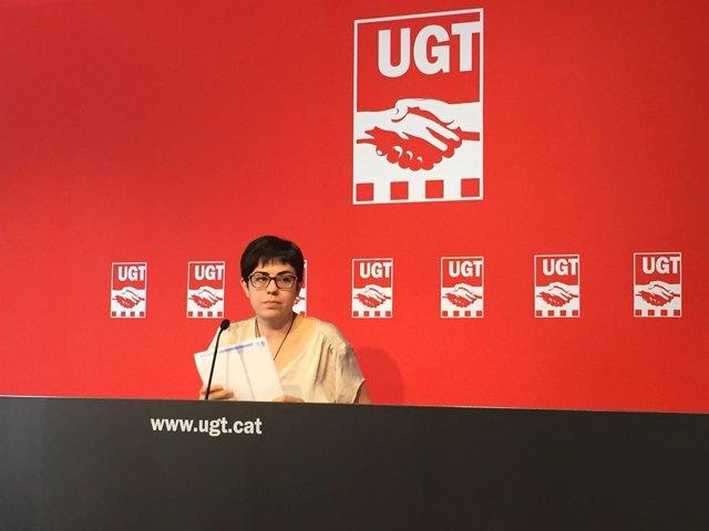 Laura Pelay (UGT)