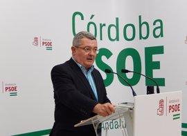 "PSOE-A: El techo de gasto culmina ""la trilogía de ataques del PP a Andalucía"""