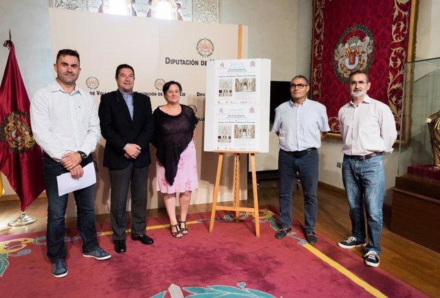 Valladolid: hermanamiento de los monasterrios