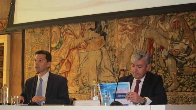 Rafael Domenech y Carlos Gorria
