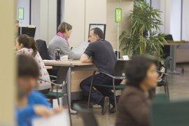 """UGT asegura que la bajada del paro se sustenta en la """"contratación precaria"""""""