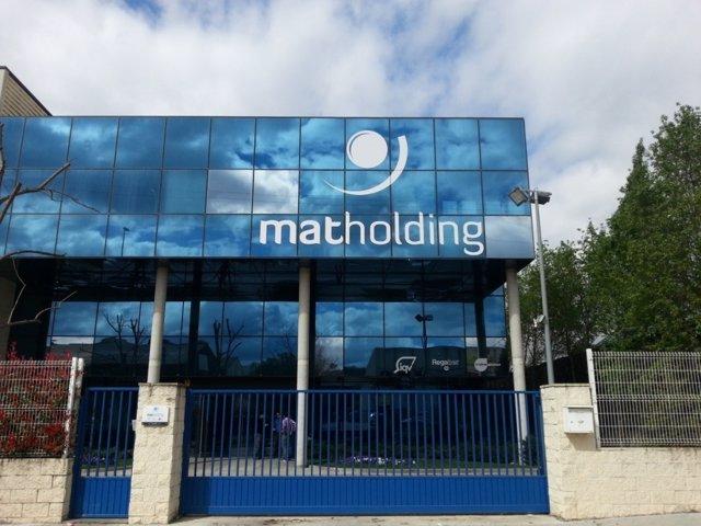 Sede de Mat Holding en Parets del Vallès