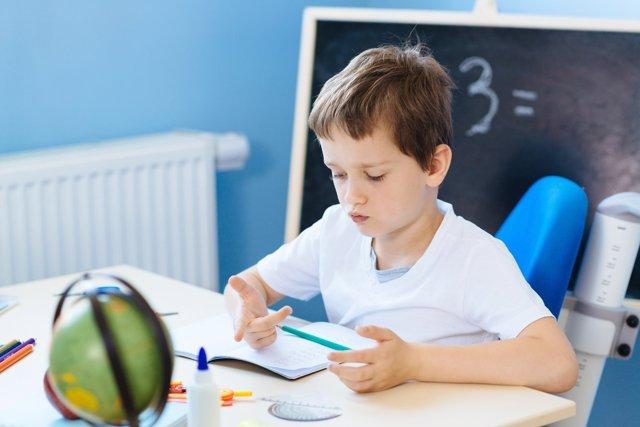 Contar con los dedos beneficia el aprendizaje de las Matemáticas
