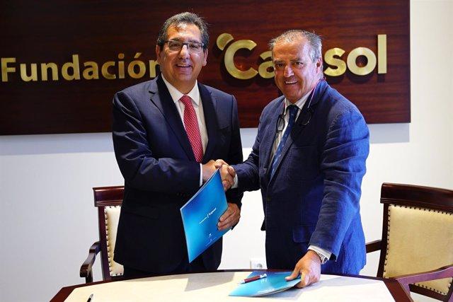 Convenio de Cajasol y las carreras de caballos