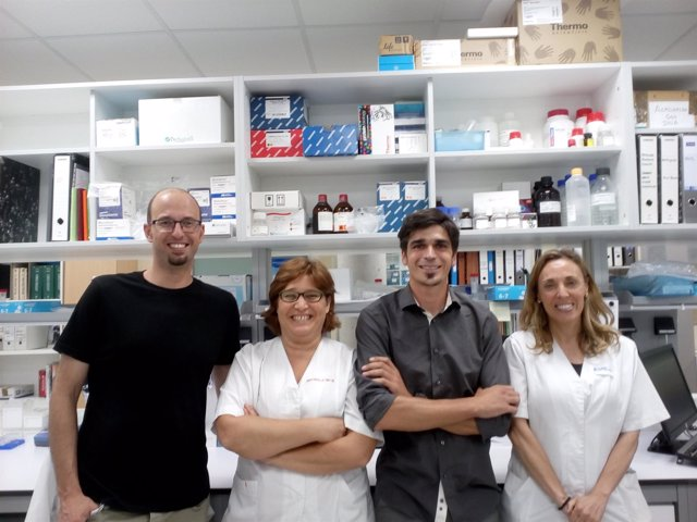 Equipo Del Instituto De Investigación Biomédica De Bellvitge