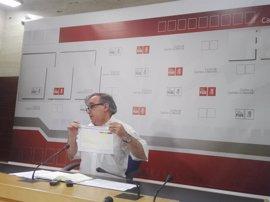 """PSOE pide """"alegrarse"""" de que en dos años con Page se haya descendido el paro en 36.303 personas en C-LM"""