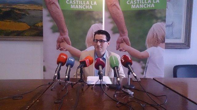 Soriano en rueda de prensa