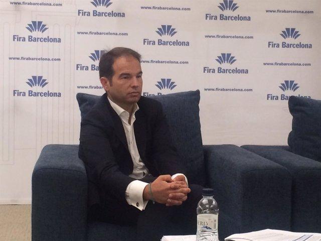 Carlos Sanlorenzo, secretario general de Anen
