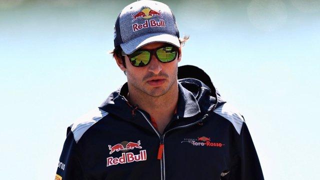 Carlos Sainz en Canadá (ToroRosso)