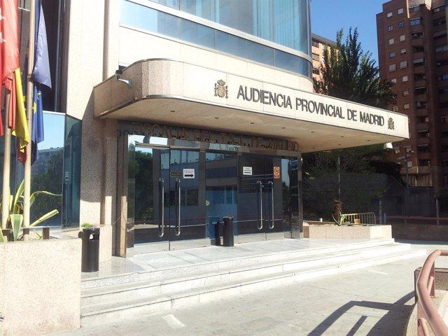 Sede De La Audiencia De Madrid