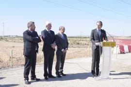Fomento impulsa el tramo Huesca-Siétamo de la A-22