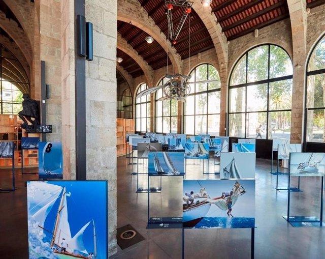 Exposición 'Con la fuerza del viento'