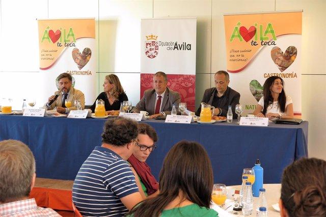 Ávila: Mesas De Trabajo