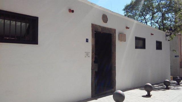 Sala de arte Los Lavaderos