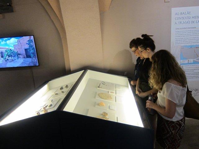 El Museo de Cáceres expone objetos del yacimineto árabe de Albalat