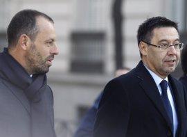 La Audiencia Nacional confirma la prisión incondicional de Sandro Rosell y su presunto testaferro en Andorra Joan Besolí