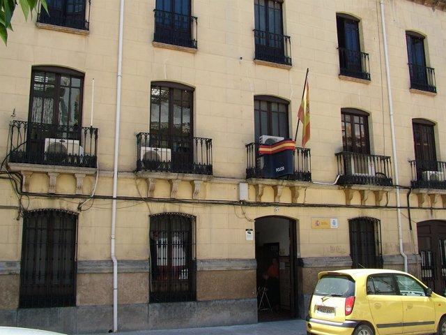 Comisaría de Andújar