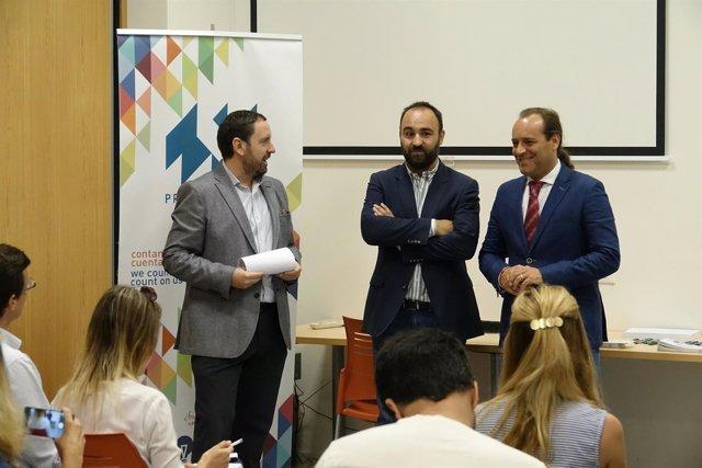 Mario Cortés, Juan Cassá, CoInvierte