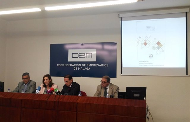 CEM. Presentación informe 2016-2017