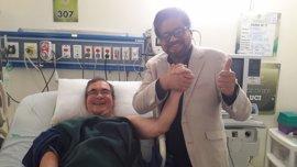 Las FARC difunden las primeras imágenes de 'Timochenko' tras sufrir un accidente cerebrovascular