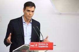 Sánchez no interferirá en el voto de Nueva Canarias sobre el techo de gasto