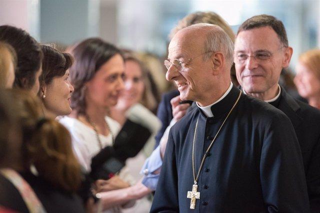 Prelado del Opus Dei, monseñor Fernando Ocáriz