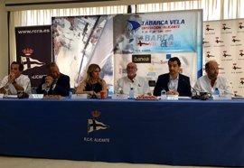 El Patronato de la Costa Blanca respalda el trofeo 'Tabarca Vela' para promocionar el destino turístico