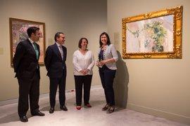 'Sorolla. Un jardín para pintar' muestra en CaixaForum Sevilla una faceta poco conocida de este pintor universal