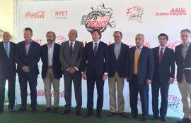 128 promesas del tenis español competirán por el Trofeo Coca-Cola Memorial Manuel Alonso