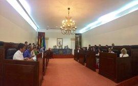 El pleno de la Diputación de Huelva aborda este miércoles las ayudas a Almonte y Moguer por el incendio