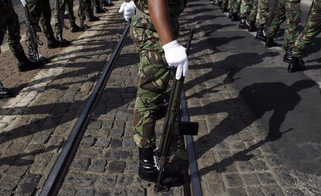 Soldados portugueses