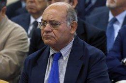 Gerardo Díaz Ferrán Durante Le Juicio Por Las Tarjetas Black