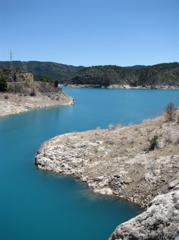Pantano De La Cuenca Del Segura