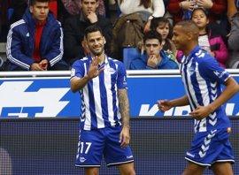 Edgar Méndez deja el Alavés y ficha por el Cruz Azul de Paco Jémez