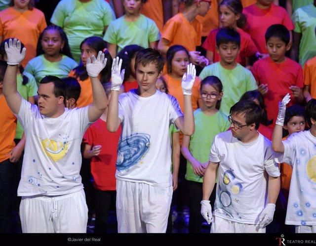 El Teatro Real acoge el concierto benéfico 'Somos Naturaleza'