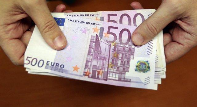 Recurso De Billetes De 500 Euros