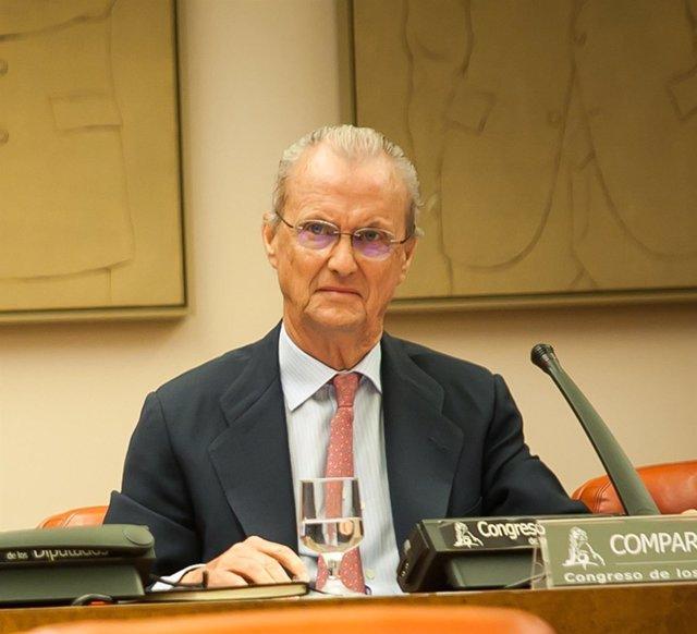 Pedro Morenés, embajador en Estados Unidos