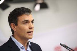 Pedro Sánchez se centra en recuperar al votante del PSOE que viró hacia Podemos y la abstención