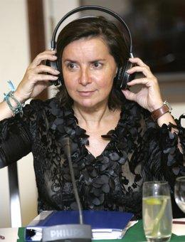 Catherine Marchi-Uhel, preside comisión de ONU sobre crímenes de guerra en Siria