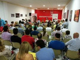 Fernández Vara se compromete a que los miembros del Consejo de Gobierno rindan cuentas ante el Comité Regional cada año