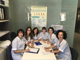 Premiado un protocolo de Enfermería del CHN para el cuidado de pacientes