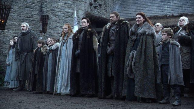 Juego de tronos: La familia Stark