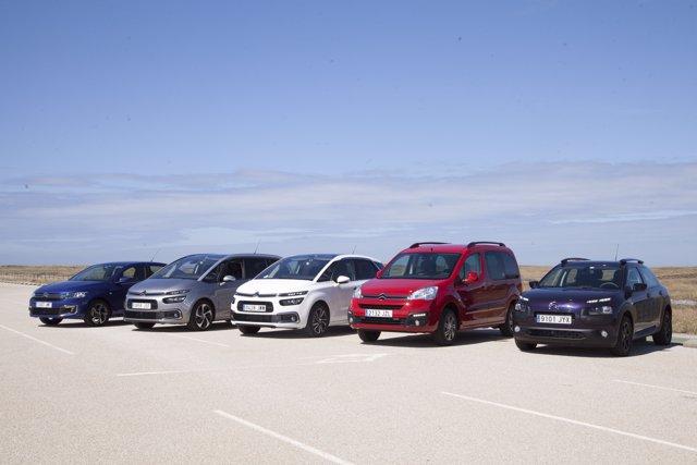 Modelos Citroën