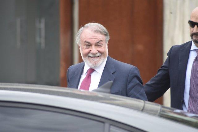 Mayor Oreja declara en la Audiencia Nacional por Gürtel