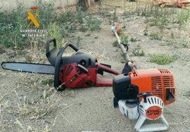 Detenido el presunto autor del robo de herramientas y aves en una explotación de Monterrubio de la Serena