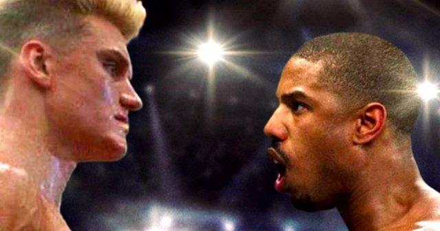 Ivan Drago contra Adonis Johnson