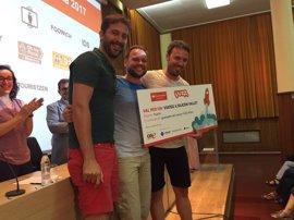 PalmaActiva y la UIB entregan los premios de emprendimiento del programa Santander YUZZ Palma