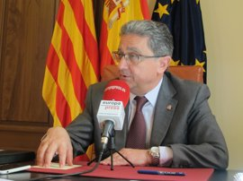 """Millo asegura que el Gobierno catalán """"amenaza con el uso de la fuerza"""" para imponer el referéndum"""