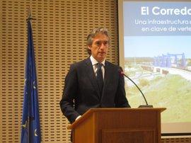 De la Serna anuncia el inicio de la construcción del doble ancho internacional entre València y Castellón en 2019