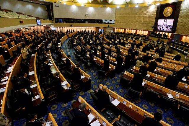 Parlamento tailandés